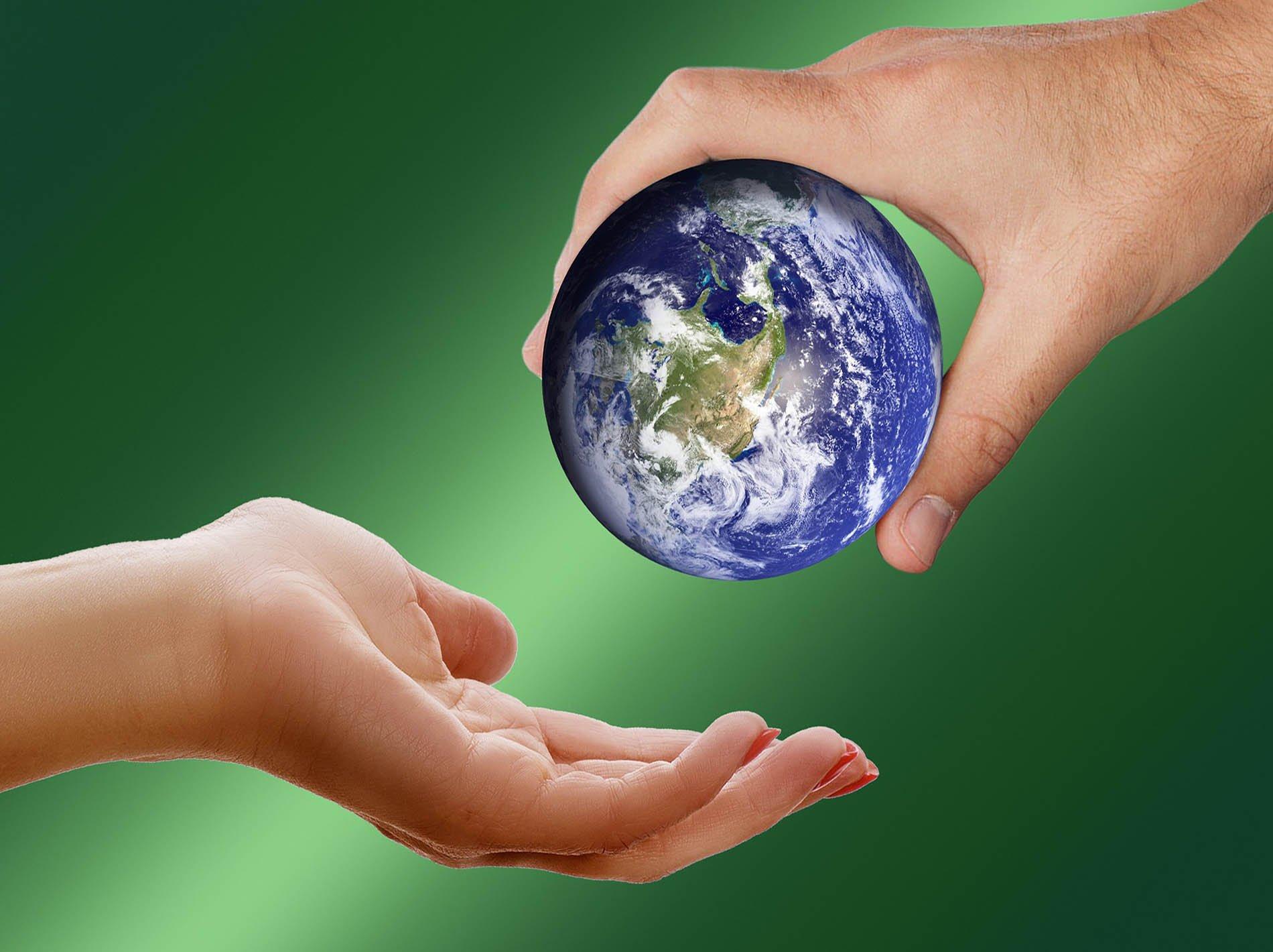 Bli med på bærekraftsreisen